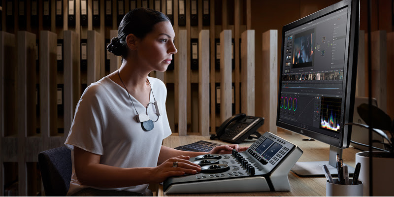 DaVinci Resolve Micro Panel und DaVinci Resolve Mini Panel